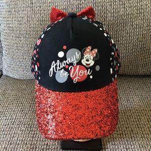 Disney Minnie Youth Baseball Cap